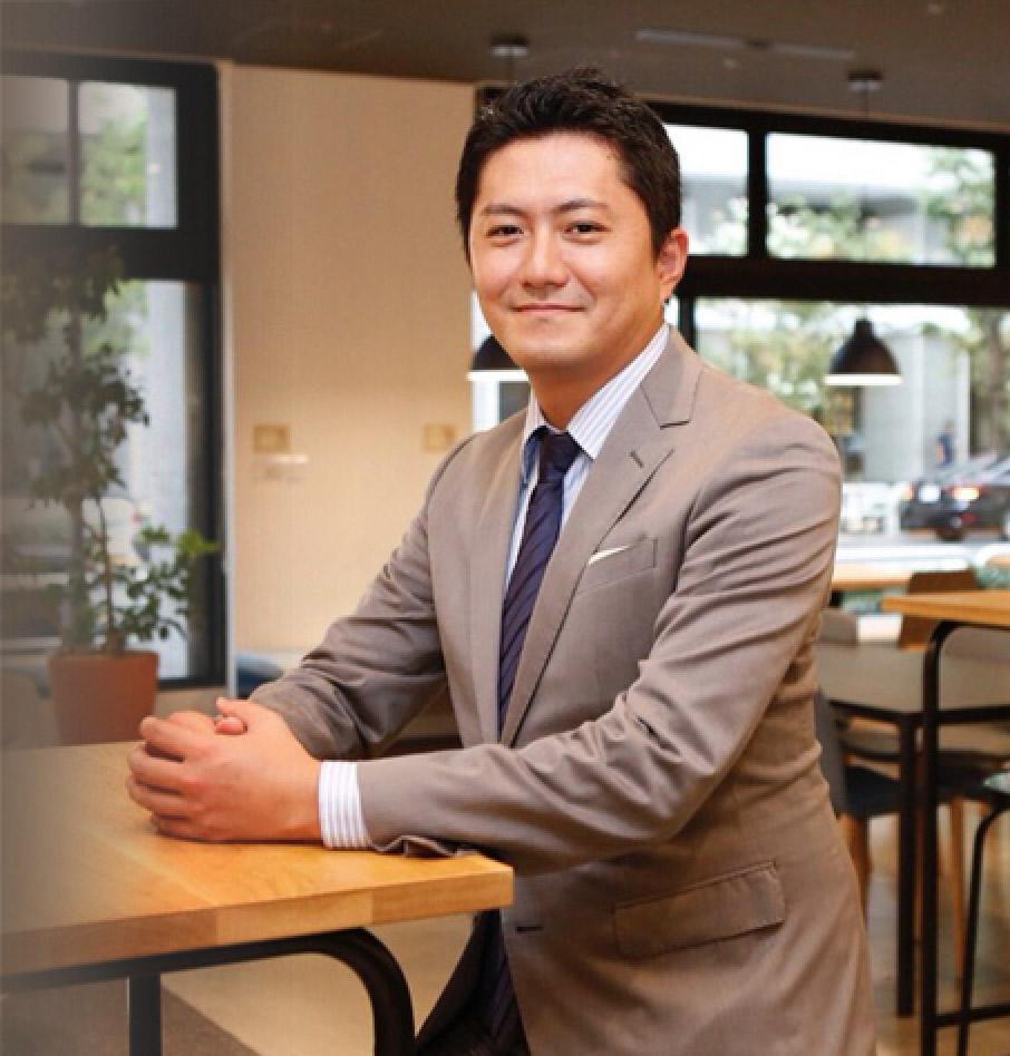 情感不動産株式会社 代表取締役 角屋 秀明